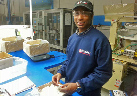 Phillip Fuller, GAP Program Apprentice